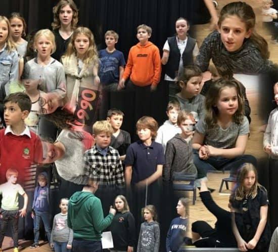Shene Stage School Dress Rehearsal